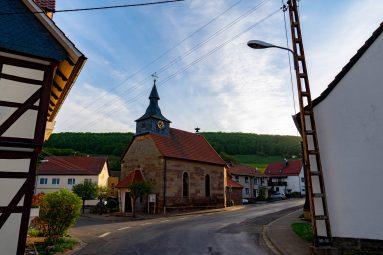 Eichstruth | Eichsfeld | Thüringen | Dorf | Landleben | Dorfleben | Leben auf dem Land | Uder |